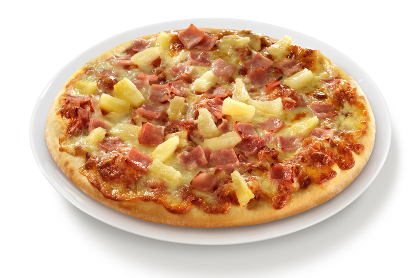 Hawaiian Pizza Large