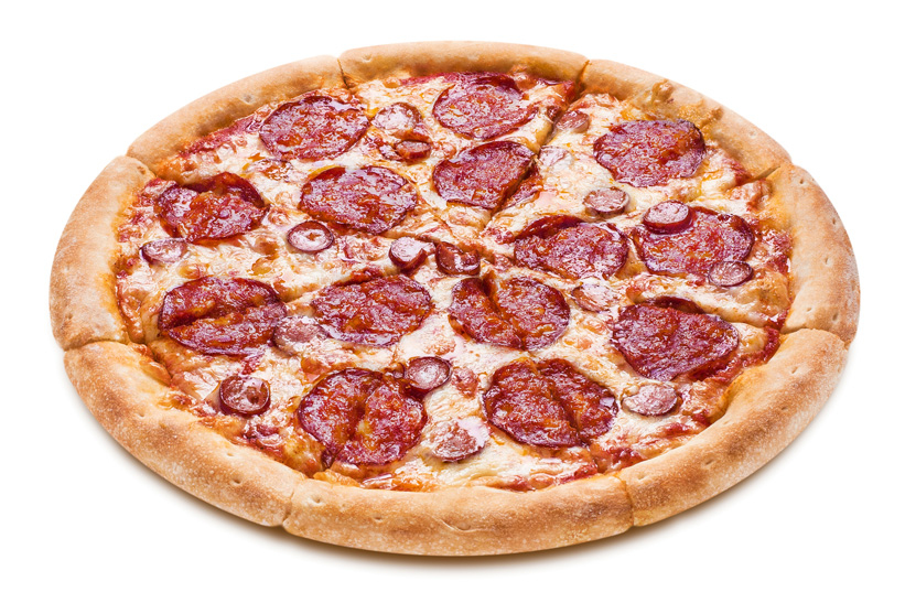 Pepperoni Pizza Large